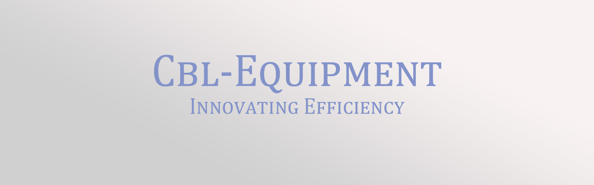 CBL-Equipment